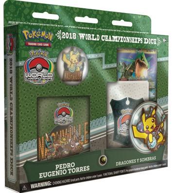 Pokemon World Champion Deck 2018 Groen