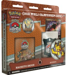 Pokemon World Champion Deck 2018 Oranje