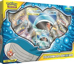 Pokemon - Towering Splash GX Box