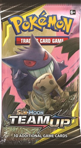 Pokemon Sun & Moon Team Up Boosterpack-2