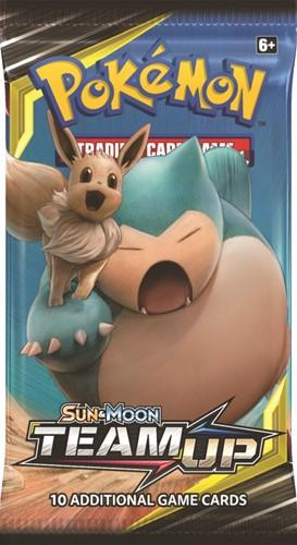 Pokemon Sun & Moon Team Up Boosterpack-3