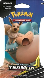 Pokemon Sun & Moon Team Up Sleeved boosterpack