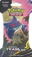 Pokemon Sun & Moon Team Up Sleeved boosterpack-3