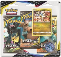 Pokemon Sun & Moon Team Up Boosterblister-2