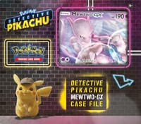 Pokemon Detective Pikachu GX Box Mewtwo-2
