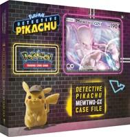 Pokemon Detective Pikachu GX Box Mewtwo