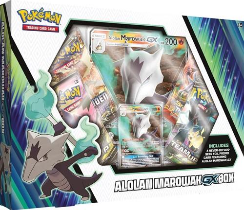 Pokemon - Alolan Marowak GX Box