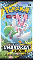 Pokemon Sun & Moon - Unbroken Bonds Boosterpack