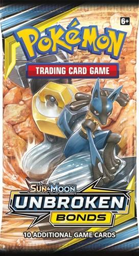 Pokemon Sun & Moon - Unbroken Bonds Boosterbox-3