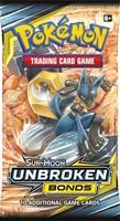 Pokemon Sun & Moon - Unbroken Bonds Boosterpack-2