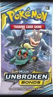 Pokemon Sun & Moon - Unbroken Bonds Boosterpack-3