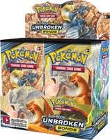 Pokemon Sun & Moon - Unbroken Bonds Boosterbox