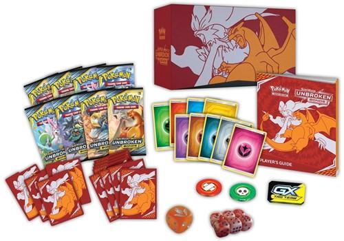 Pokemon Sun & Moon - Unbroken Bonds Trainer Box-2