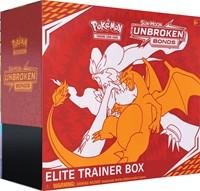 Pokemon Sun & Moon - Unbroken Bonds Trainer Box