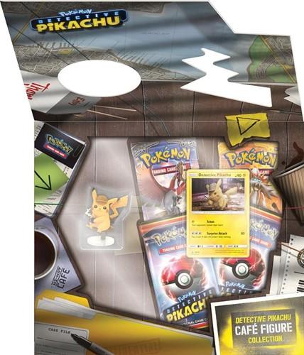 Pokemon Detective Pikachu Cafe Figure Collection-2