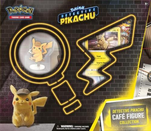 Pokemon Detective Pikachu Cafe Figure Collection-3
