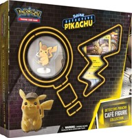 Pokemon Detective Pikachu Cafe Figure Collection