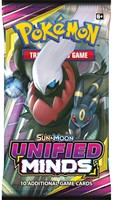 Pokemon Sun & Moon - Unified Minds Boosterpack