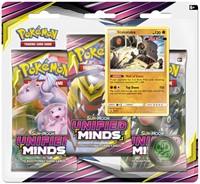 Pokemon Sun & Moon - Unified Minds Boosterblister
