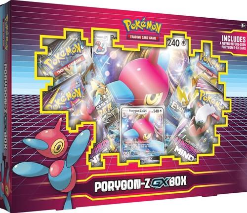 Pokemon - Porygon-Z GX Box