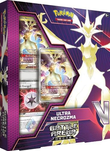Pokemon - Battle Arena Deck Ultra Necrozma