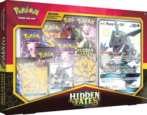 Pokemon - Hidden Fates Premium Power Collection