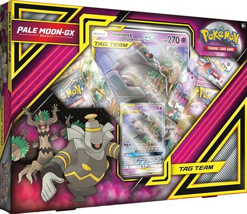 Pokemon - Pale Moon GX Box