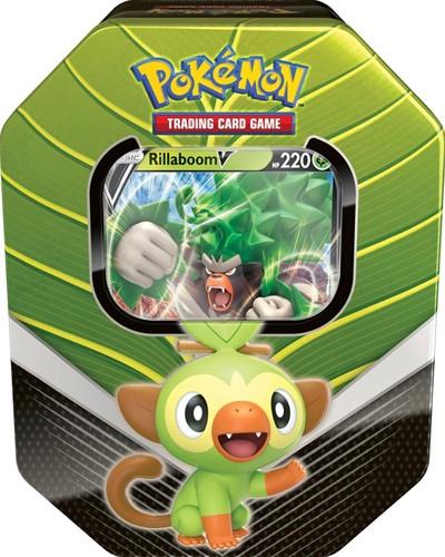 Pokemon - Spring Tin 2020 Rillaboom V