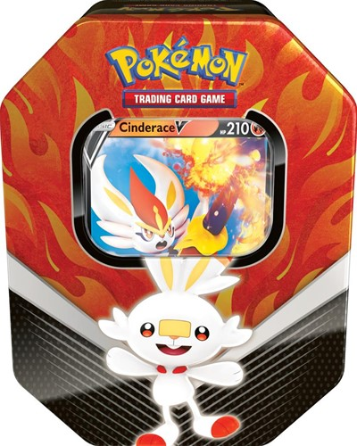 Pokemon - Spring Tin 2020 Cinderace V