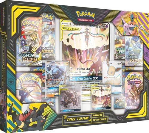 Pokemon - Tag Team Power Collection Espeon & Deoxys