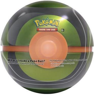 Pokemon Pokeball Tin 2020 Dusk Ball