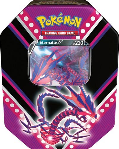 Pokemon - V Power Tin Eternatus