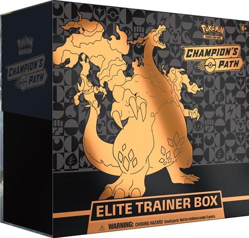 Pokemon - Champion's Path Elite Trainer Box