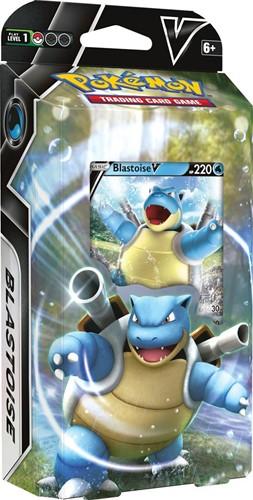 Pokemon - Blastoise V Battle Deck