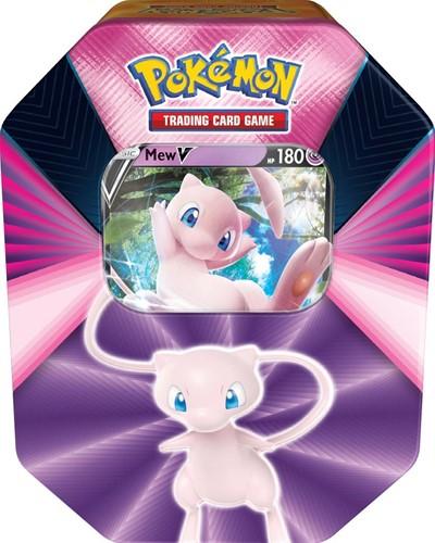 Pokemon - Spring V Tin 2021 Mew