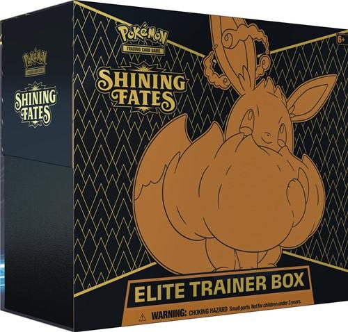 Pokemon Shining Fates - Elite Trainer Box