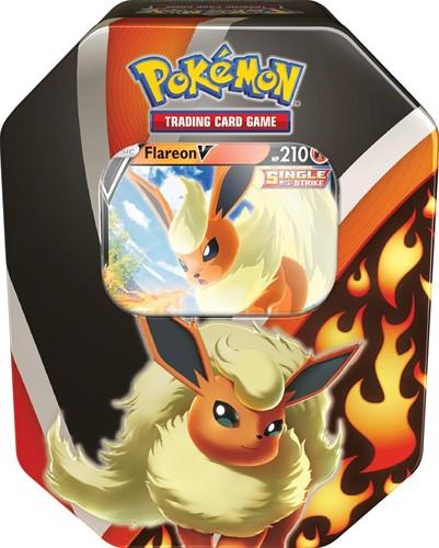 Pokemon - Fall Tin Flareon V