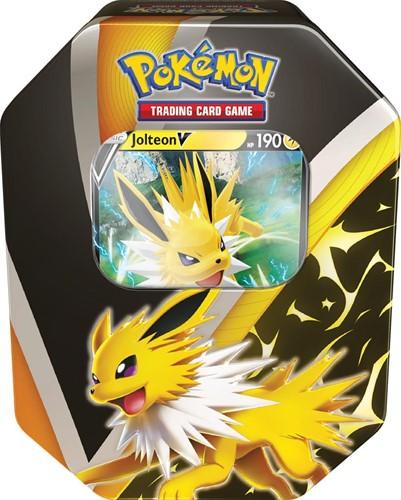 Pokemon - Fall Tin Jolteon V