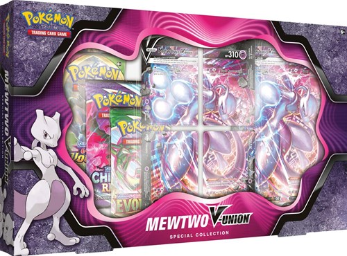 Pokemon - V Union Special Collection Box Mewtwo