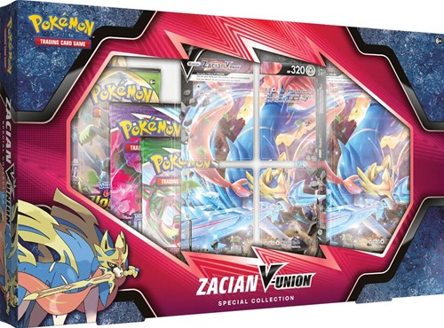 Pokemon - V Union Special Collection Box Zacian