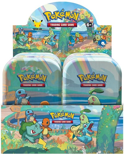 Pokemon - Celebrations Mini Tin (Max. 8 per klant)