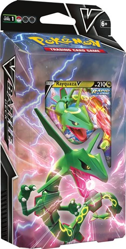 Pokemon - V Battle Deck Rayquaza