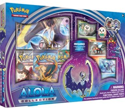 Pokemon Alola Collection - Lunala-GX