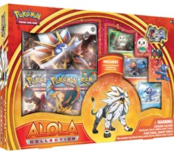 Pokemon Alola Collection - Solgaleo-GX
