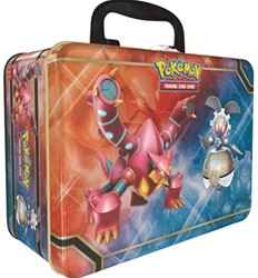 Pokemon Collector Chest 2016 Treasure Tin