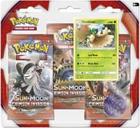 Pokemon Sun & Moon Crimson Invasion - Boosterblister-2