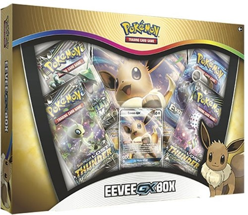 Pokemon - Eevee GX Box
