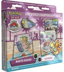 Pokemon World Champion Deck 2017 - Golisodor