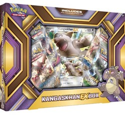 Pokemon Kangaskhan-EX Box