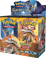 Pokemon Sun & Moon - Boosterbox